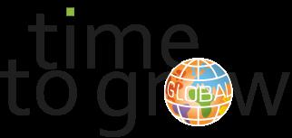 Time To Grow Global Logo